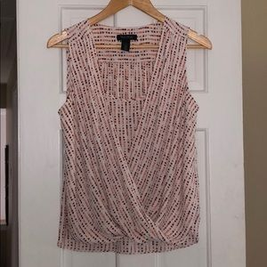 WHBM tank top. New condition